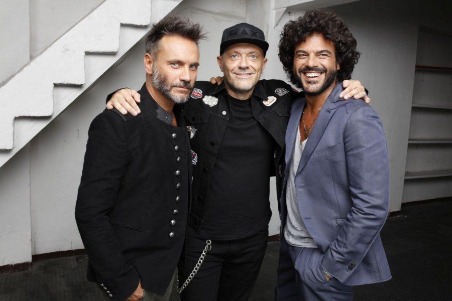 Speciale Sanremo: Max, Nek e Renga saranno super ospiti