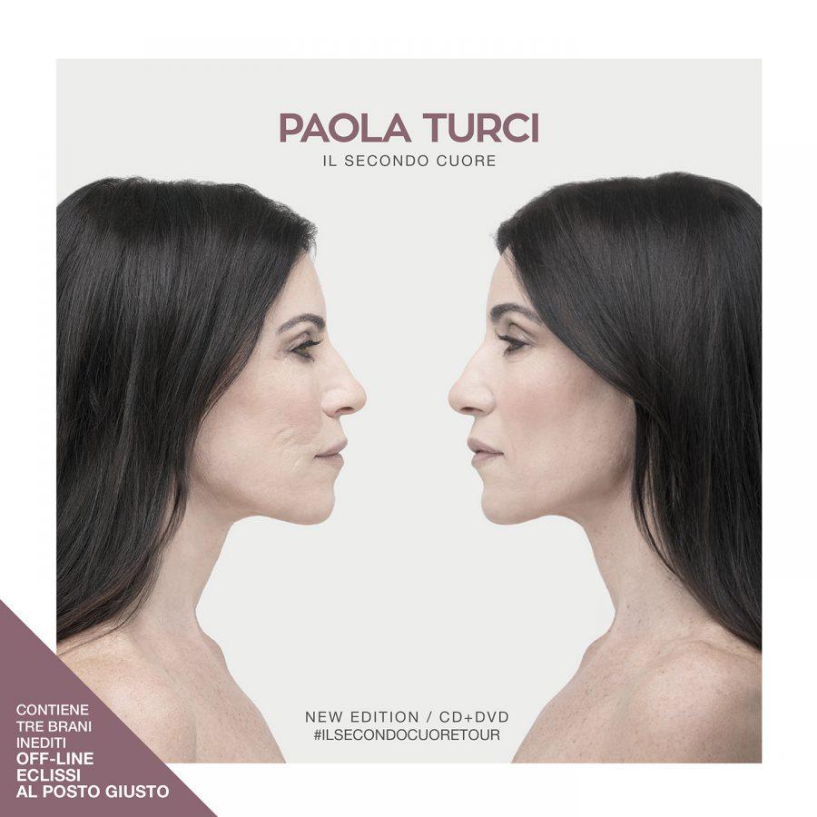 """""""Il secondo cuore"""" di Paola Turci anche DVD: aggiunte nuove date del tour!"""