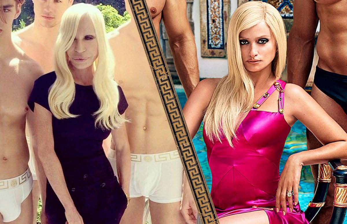 """American Crime Story 3"": Penelope Cruz sarà Donatella Versace!"