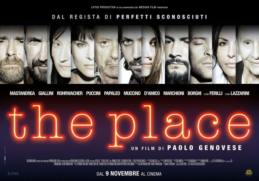 """The Place"": il film di Paolo Genovese alla Festa del Cinema di Roma"