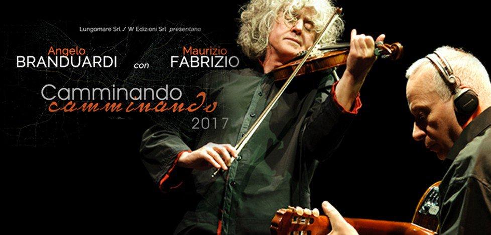 "Angelo Branduardi: riparte il ""Camminando Camminando tour"""