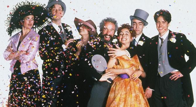 """""""Quattro matrimoni ed un Funerale"""": Sarà una serie tv!"""