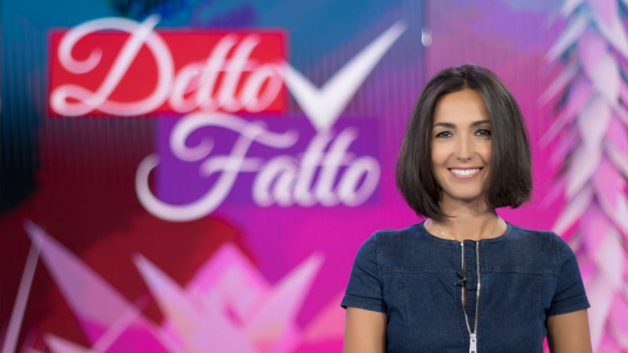 """Ultimo appuntamento con """"Detto Fatto"""": tutorial e i saluti di Caterina Balivo"""