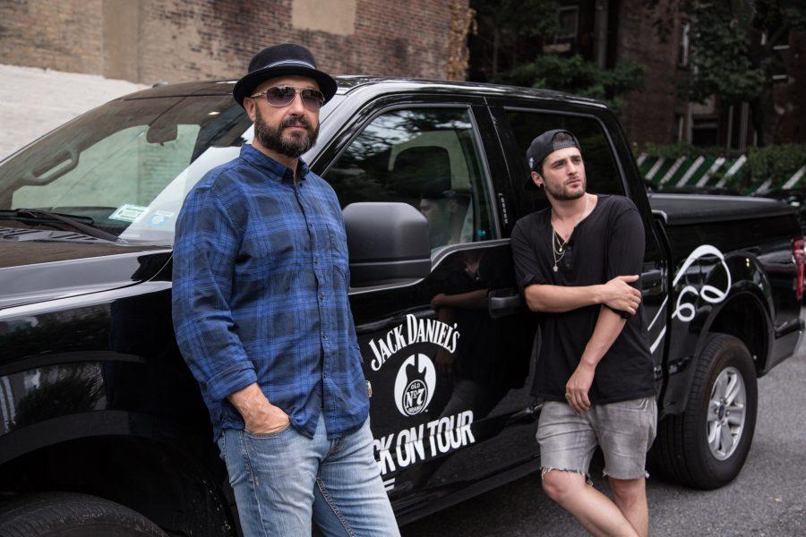 """""""Jack On Tour"""": il viaggio di Jack Daniel's con Joe Bastianich e Giò Sada"""