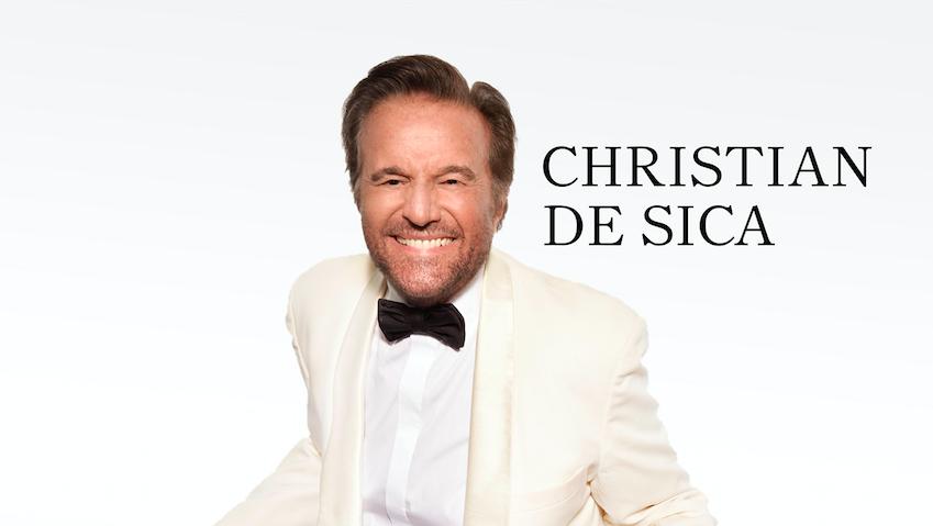 """Christian De Sica cantante: ecco il disco di Natale """"Merry Christian""""!"""