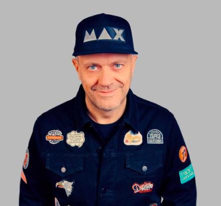 """""""Le Canzoni alla radio"""": esce il 17 novembre il nuovo album di Max Pezzali!"""