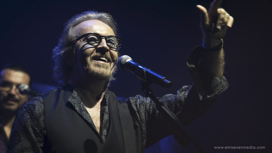 Umberto Tozzi in tour: uscite le date 2018 in Italia ed Europa