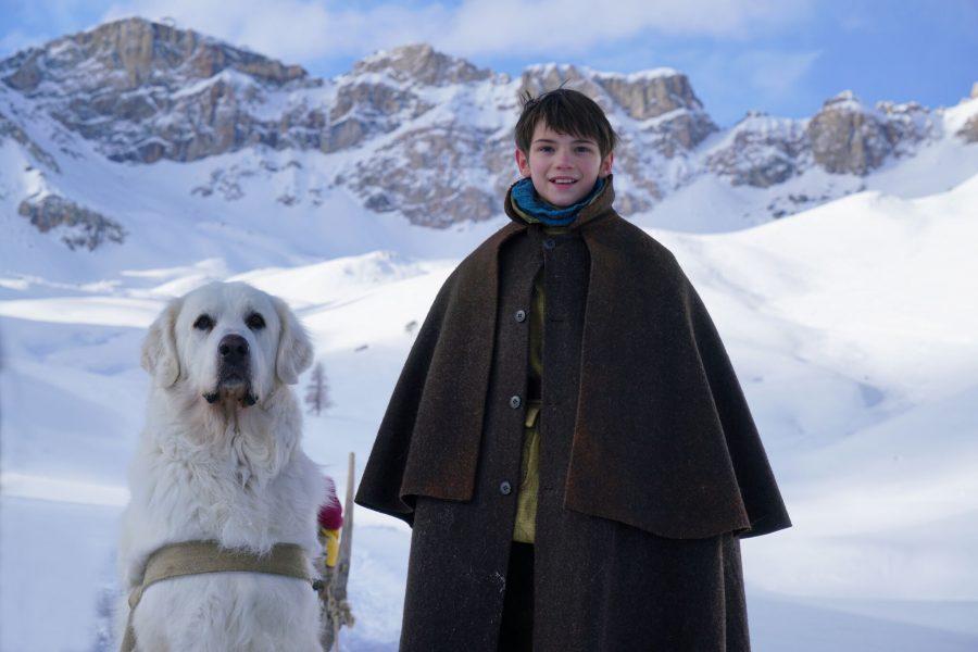 """""""Belle e Sebastien – Amici per sempre"""": dal 22 febbraio al cinema!"""
