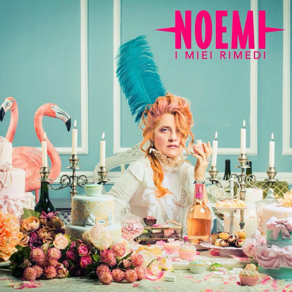 """Noemi: da oggi in rotazione radiofonica il brano """"I miei rimedi"""" – VIDEO"""