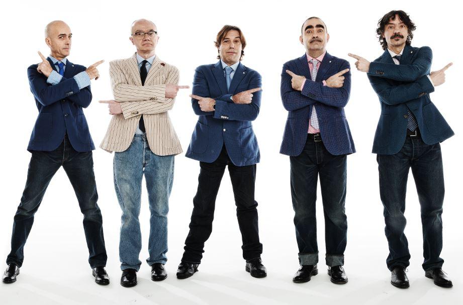 """Elio e le Storie Tese: Sanremo, """"Arrivedorci"""" e il lungo addio"""