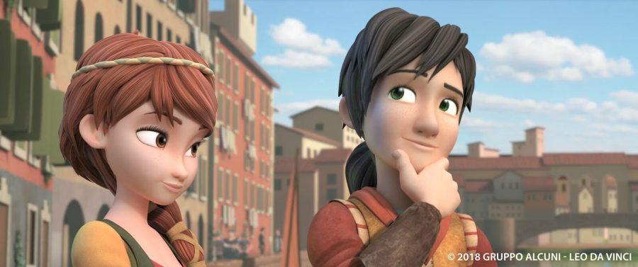 """""""Leo Da Vinci – Missione Monna Lisa"""": a gennaio esce il film d'animazione!"""