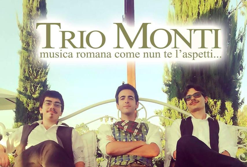 Intervista al Trio Monti: la voce del passato negli artisti di domani