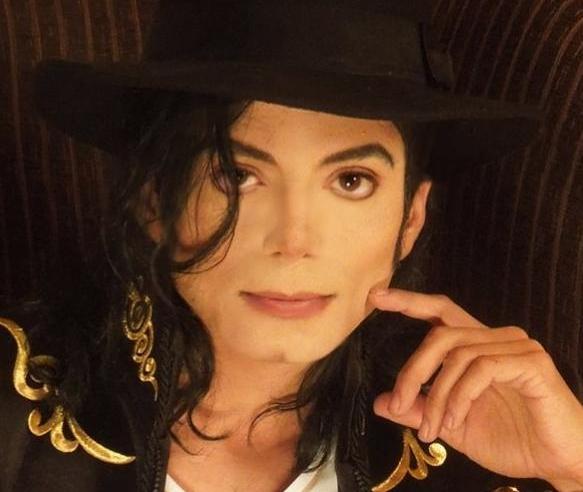 """Sergio Cortés in tournée: """"Michael Jackson Live Tribute Show"""""""