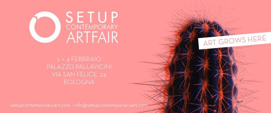 """SetUp 2018: al via la sesta edizione di """"SetUp contemporary art fair"""""""