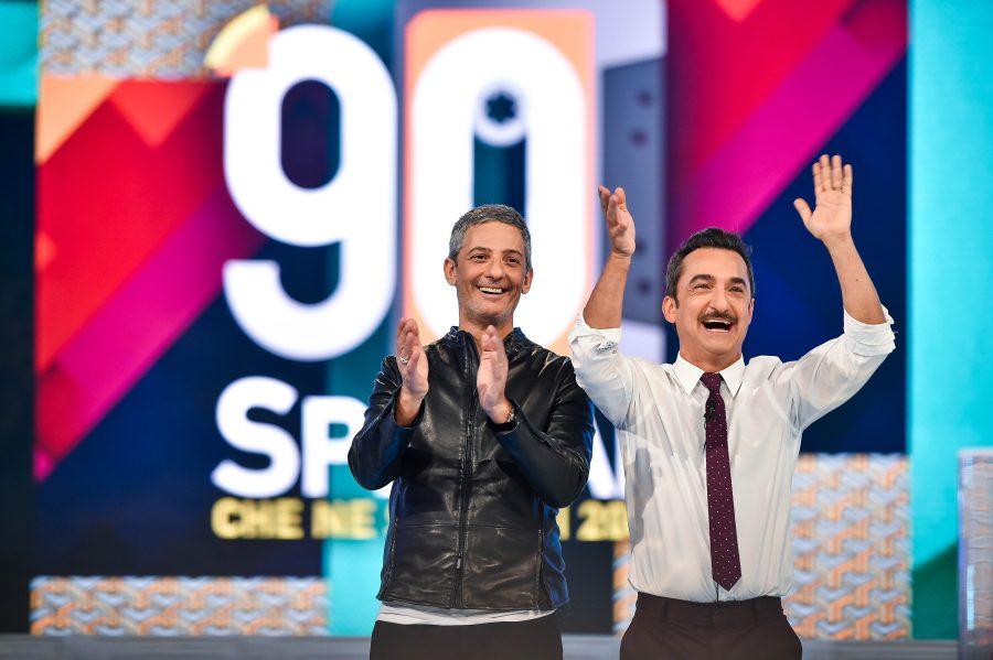 """""""'90 Special"""": esordio col botto per il programma di Italia 1!"""