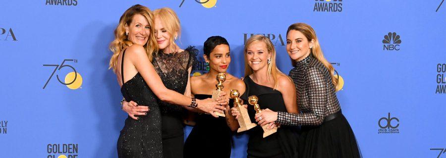 Tutto sui Golden Globe 2018: dal look total back delle star, ai vincitori!