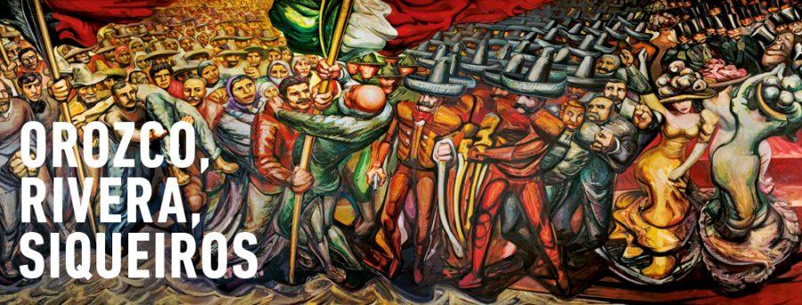 """La recensione di """"Mexico. La mostra sospesa"""": Orozco, Rivera e Siqueiros"""