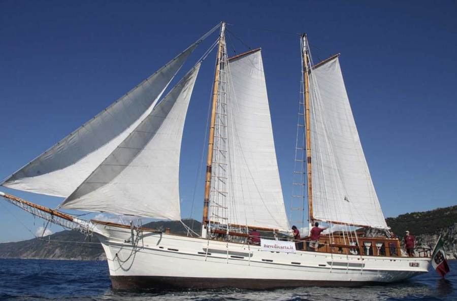 E' salpato il Museo Navigante, toccherà 25 porti: vi raccontiamo cos'è
