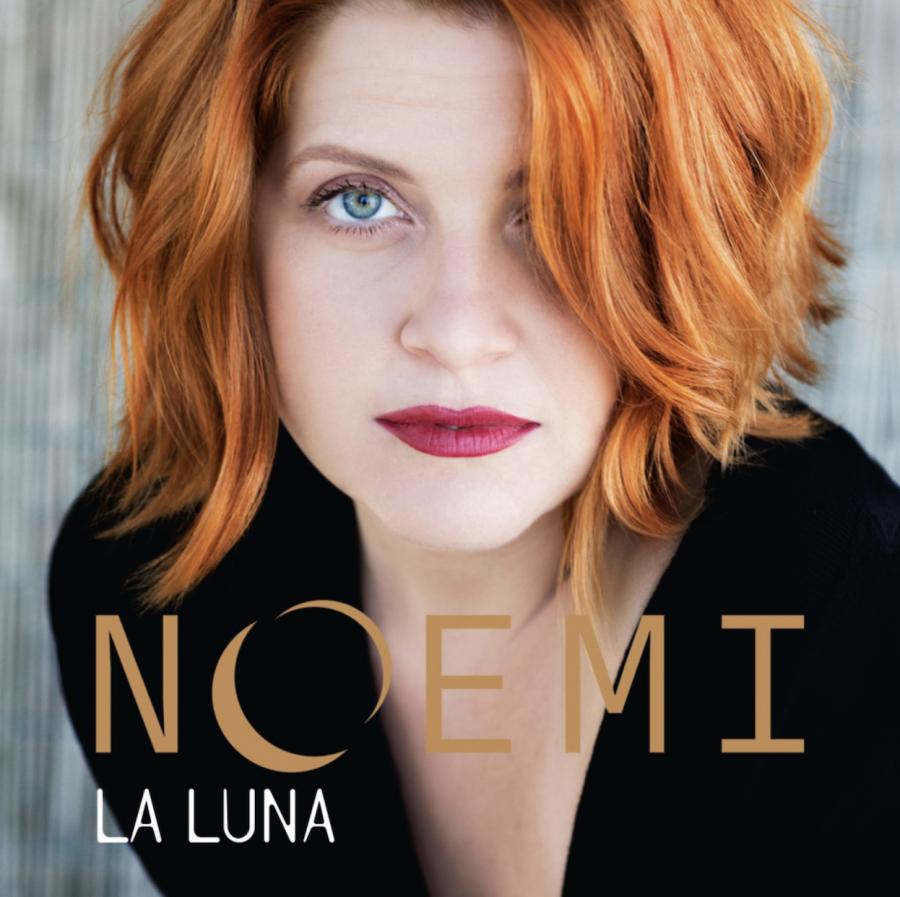 """Noemi: a febbraio l'uscita del nuovo album di inediti intitolato """"La luna"""""""
