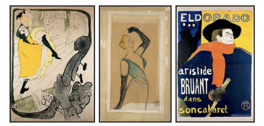 Henri de Toulouse-Lautrec: la Belle époque sbarca a Catania
