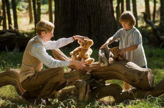 """""""Vi presento Christopher Robin"""": ecco il trailer del film su Winnie The Pooh!"""