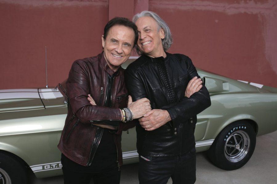 """Sanremo: Roby Facchinetti e Riccardo Fogli con """"Il segreto del tempo"""""""