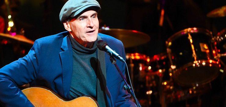 Il cantautore James Taylor live in Italia per tre imperdibili appuntamenti