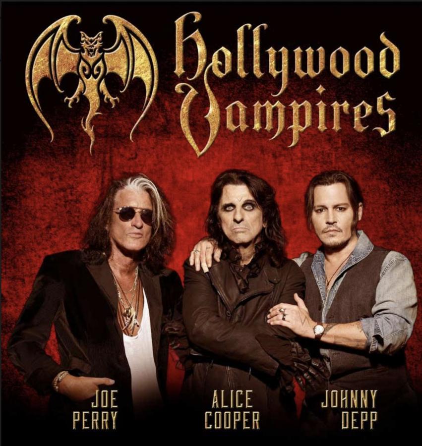 Cambio location per il concerto a Roma degliHollywood Vampires