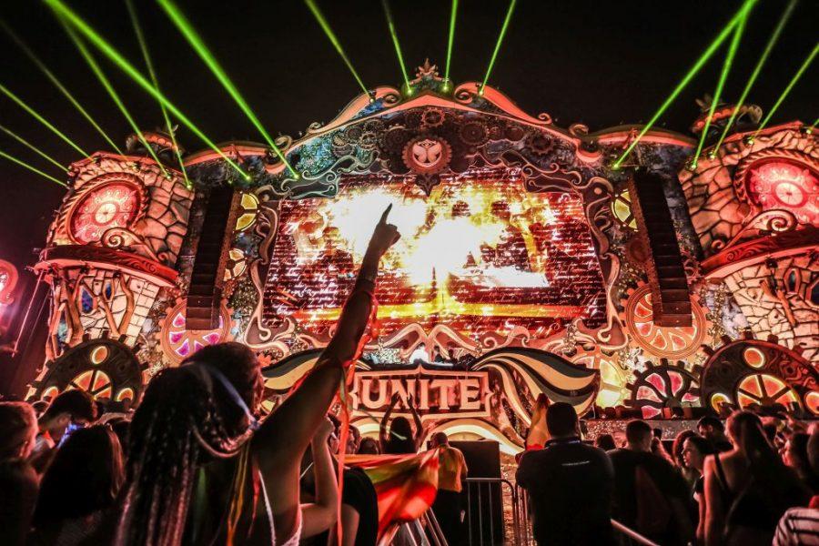 """""""UNITE With Tomorrowland"""": per la prima volta in Italia"""