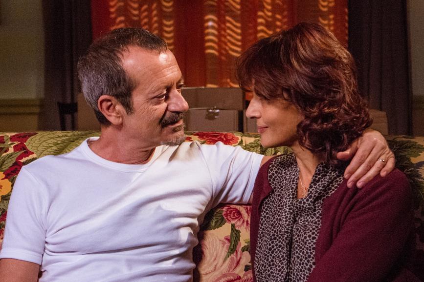 """Rocco Papaleo e Laura Morante sono """"Bob e Marys – Criminali a domicilio"""""""