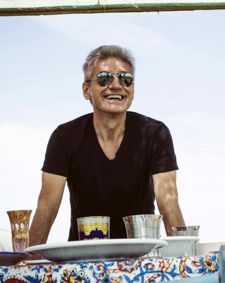 Buon compleanno Luciano Ligabue, che oggi festeggia i suoi 58 anni!