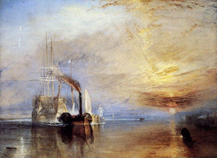 William Turner: il pittore della luce in mostra al Chiostro del Bramante