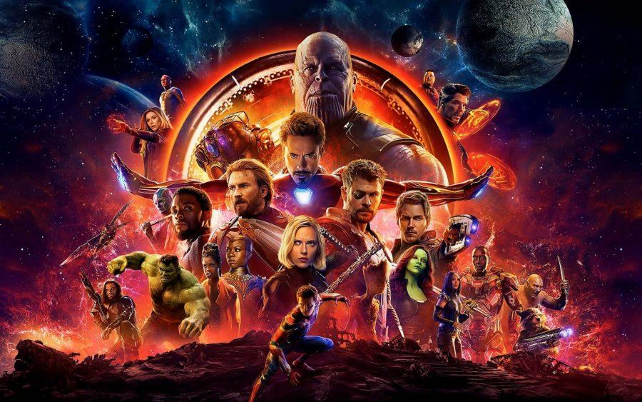 "Al Box Office italiano trionfa ""Avengers: Infinity War"""