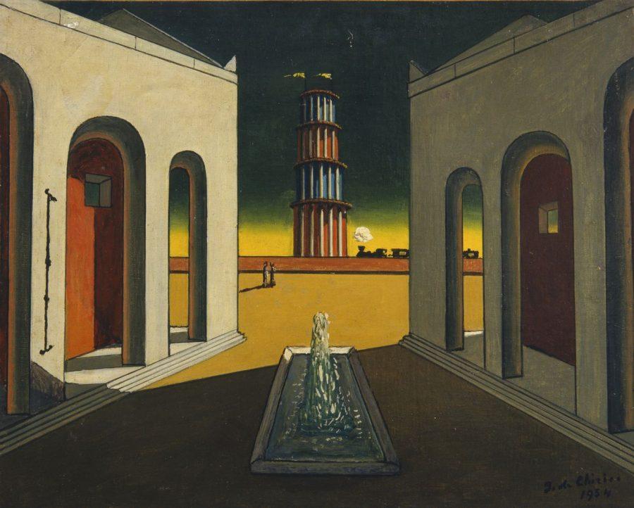 Doppietta per Giorgio De Chirico: in mostra a Brescia e Torino