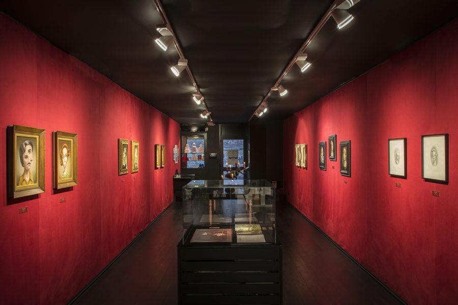 """Dorothy Circus Gallery: i ritratti """"StraVolti"""" di Marion Peck"""