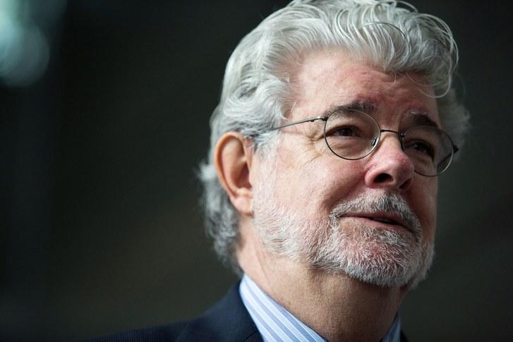 Tanti auguri al grande George Lucas, che oggi compie 74 anni