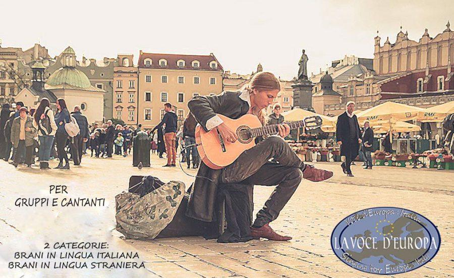 La Voce d'Europa: il festival dedicato ai giovani artisti