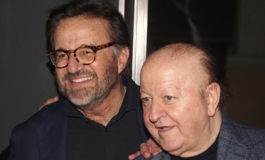 Massimo Boldi e Christian De Sica di nuovo insieme al cinema!