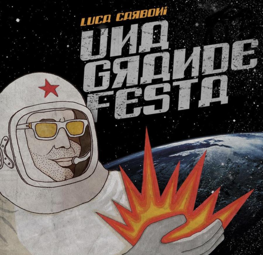 """""""Sputnik"""" è il nuovo album di Luca Carboni, che presto sarà in tour"""