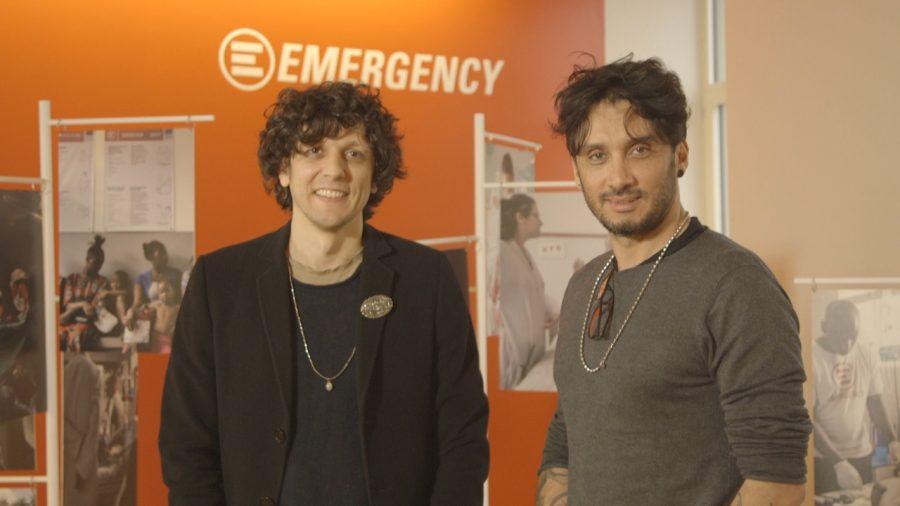 """""""Musica per Emergency"""": Ermal Meta e Fabrizio Moro protagonisti"""
