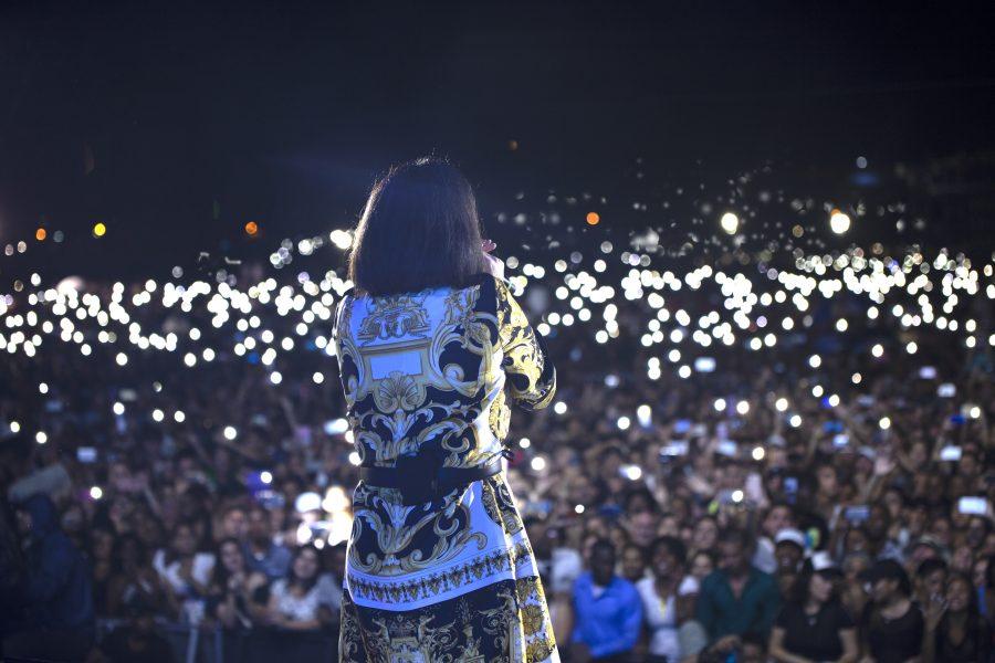 Laura Pausini: per la prima volta a Cuba davanti a 250mila persone