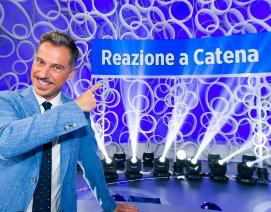 """""""Reazione a Catena"""": questa sera ricomincia il quiz show estivo di Rai 1"""