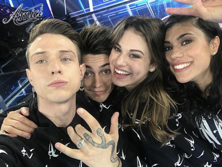 """Amici 17"": i finalisti sono Irama, Carmen, Lauren ed Einar"
