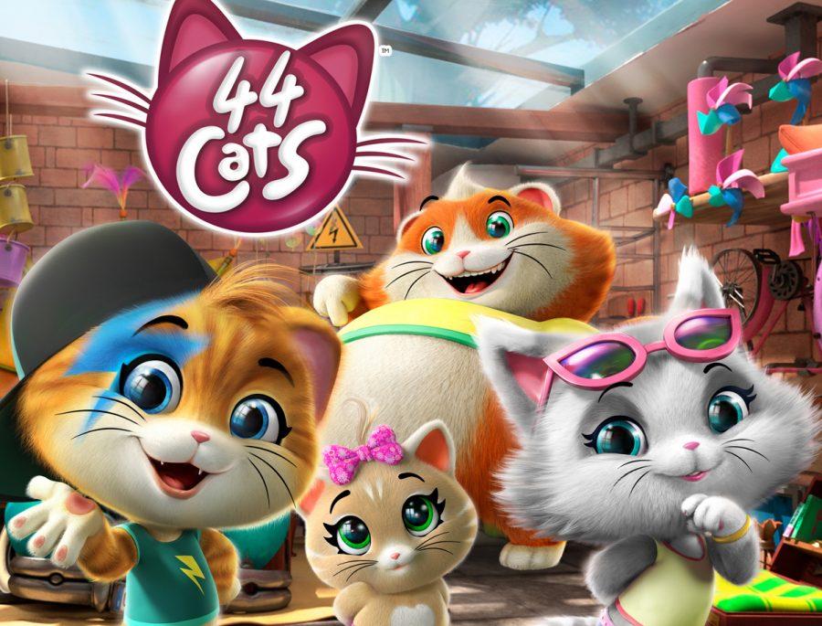 """""""44 Gatti"""": la Rainbow lancia una nuova produzione per i più piccoli"""