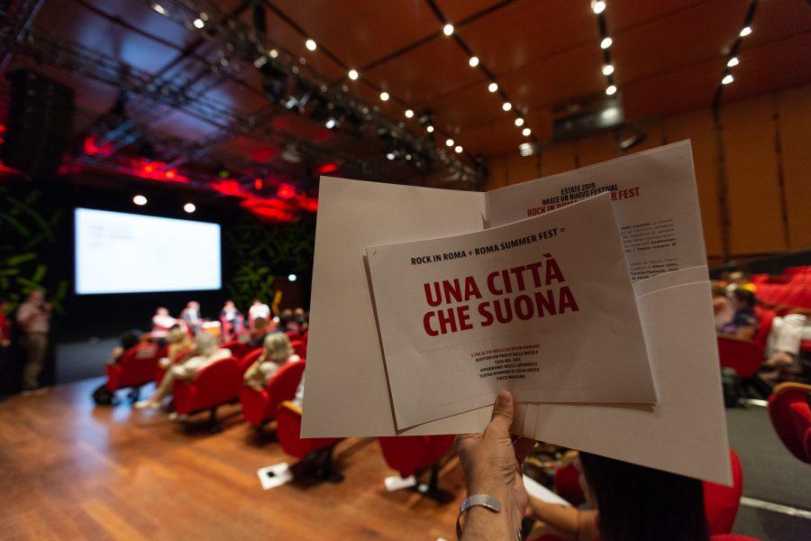 """""""Rock in Roma Summer Fest"""": nell'estate 2019 un grande evento musicale"""