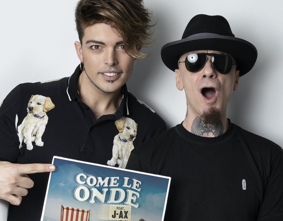 """Come le onde"": fuori il video dei The Kolors e J-Ax"