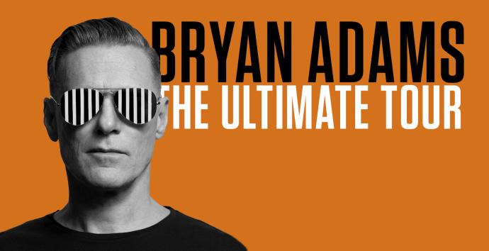 Bryan Adams: il ritorno in Italia con due imperdibili show