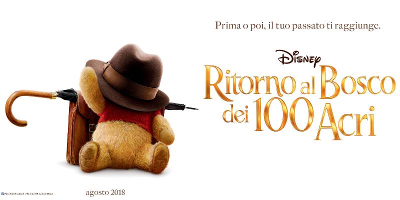 """""""Ritorno al Bosco dei 100 Acri"""": Winnie the Pooh in un film al cinema"""