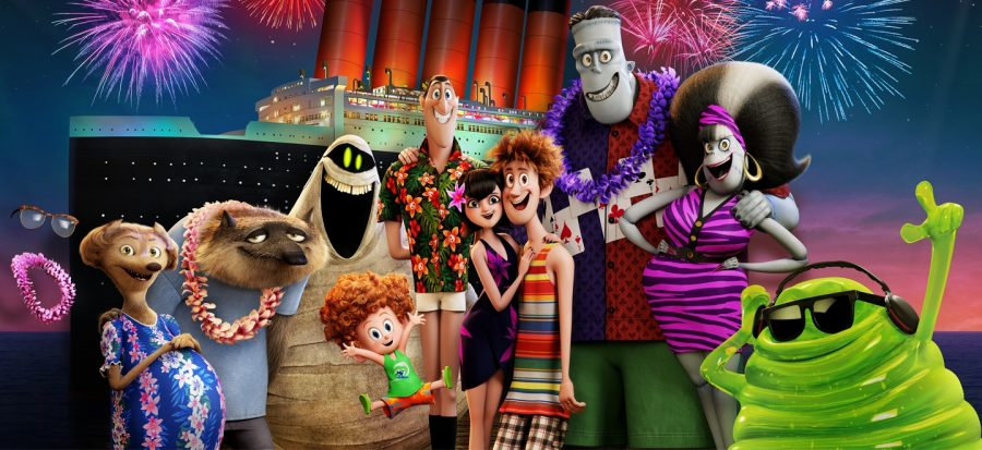 """Hotel Transylvania 3"": il cartoon sbanca il box office italiano all'esordio"