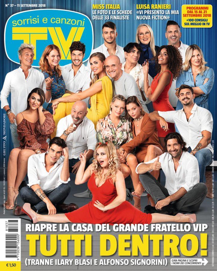 """""""Grande Fratello Vip"""": il cast ufficiale della nuova edizione del reality"""